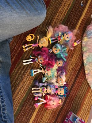 Shopkins shoppies lot for Sale in Arnold, MO