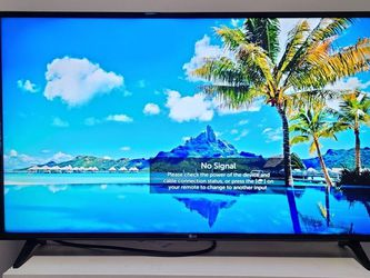 LG Flat-screen TV, 42 Inches for Sale in Queens,  NY