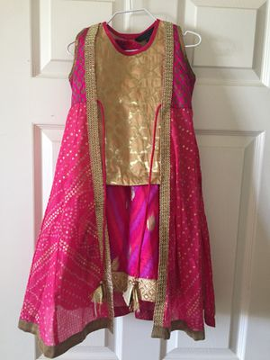 Girl's Indian dress for Sale in San Diego, CA