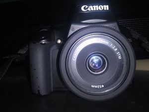 Canon Camera EOS 1000D for Sale in Columbus, OH