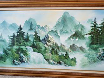 Oil Painting On Canvas for Sale in El Cerrito,  CA