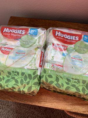 Huggies wipes for Sale in Leander, TX