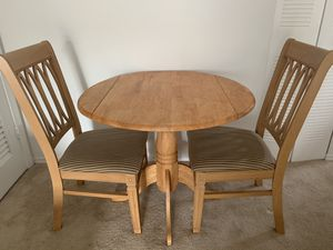 Dining Table - 2 Chair for Sale in Windsor, CT