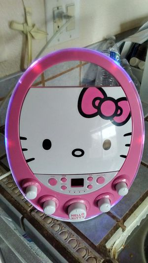 Hello Kitty CD Player for Sale in Santee, CA