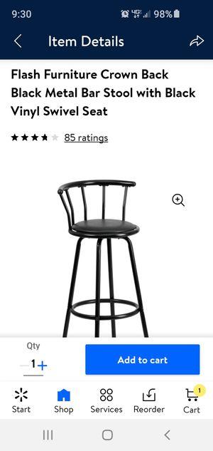 Bar stools 2 for Sale in Glendora, CA