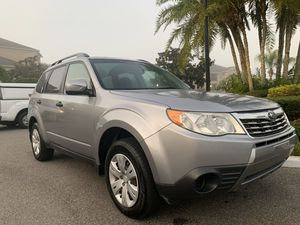 2010 Subaru Forester XS Hatchback 2.5L Clean AWD Cold Air Auto 4 CYL SUV for Sale in Orlando, FL