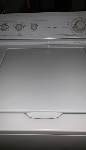 Wirpool washer for Sale in Gresham, OR