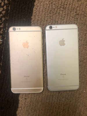 iPhone 6s Plus space grey and gold for Sale in Orlando, FL