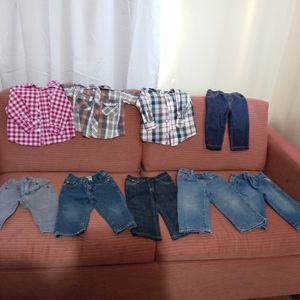 Size 12 18 24 months boy clothes for Sale in San Bernardino, CA