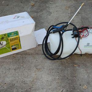 15 Gallon 12 Volt Yard Weed Spot Sprayer for Sale in Buffalo, MN