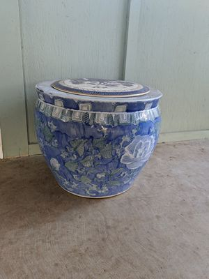 Ceramic Hand Painted Flower Pot for Sale in Phoenix, AZ