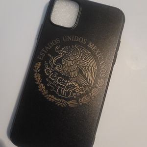 Mexican flag seal phone case for iphone 11/ 11pro/ 11pro max. for Sale in Los Angeles, CA