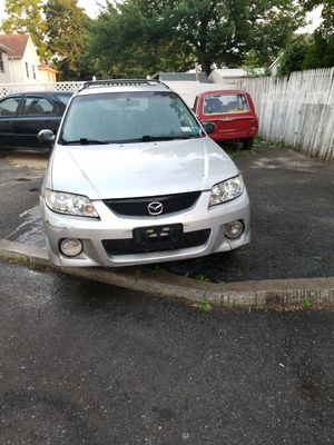 2003 Mazda protege5 Full part out/Completa para piezas for Sale in Newark, NJ
