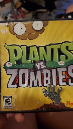Planet vs zombies for 3ds for Sale in Laveen Village, AZ