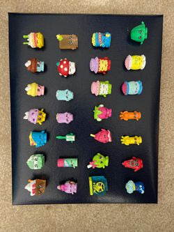 28 pc Shopkins Kids Toys + 1 mystery free for Sale in Springfield,  VA