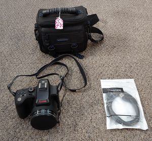 Kodak Easy Share Z980 Digital Camera With Cord & Case for Sale in Glen Raven, NC