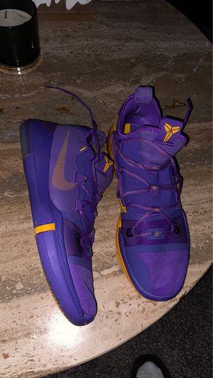 Nike Kobe Exodus Size 12 for Sale in Haltom City, TX