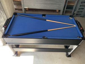 Kids Pool/Air Hockey Table for Sale in Los Angeles, CA
