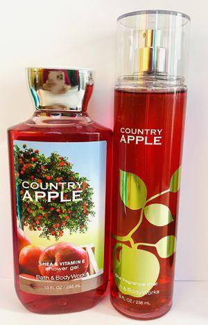 Bath & Bodyworks (Country Apple) for Sale in Warren, MI