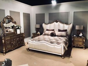 Take Home This Bedroom Set With $0 Down And 12 Months 0% Interest for Sale in Dallas, TX