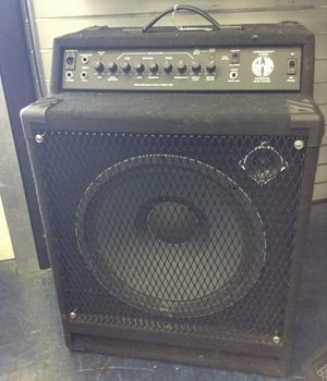 SWR WORKINGMAN FIFTEEN GUITAR AMP for Sale in Durham, NC