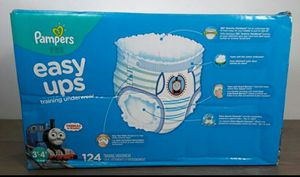Pampers easy ups 3t-4t for Sale in San Diego, CA