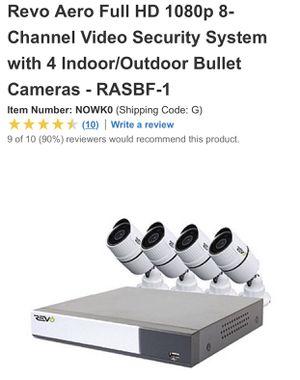 Revo cameras for Sale in Elkins, WV