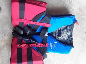 life jacket for Sale in Baytown, TX