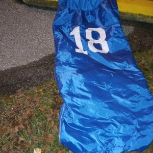 Number 18 Kids Colts Sleeping Bag for Sale in Indianapolis, IN