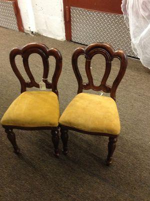 Antique Doll Chairs (price per set) for Sale in Miami, FL