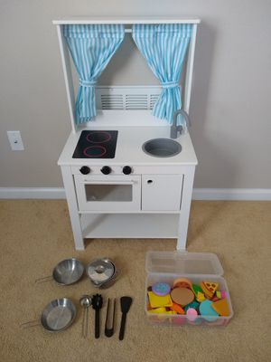 Ikea kitchen/theatre set with accessories for Sale in Washington, DC