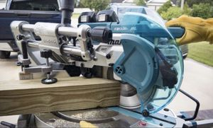 "Makita 10"" miter saw 36v tool only for Sale in Covina, CA"