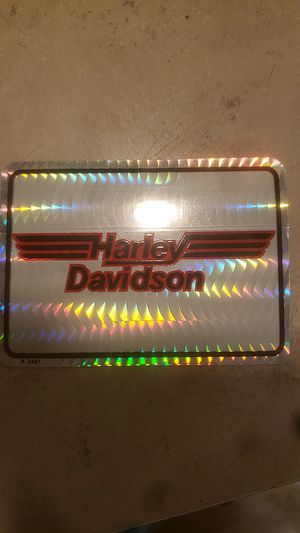 1980s harley davidson sticker for Sale in Maywood Park, OR