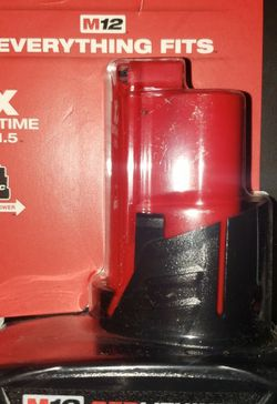 Milwaukee M12 XC6.0 BATTERY for Sale in Vancouver,  WA