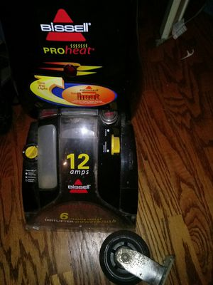 Bissell proheat 12amps dirtlifter powerbrush for Sale in Mint Hill, NC