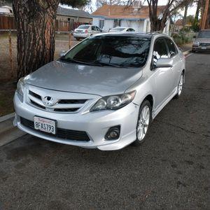 2012 Toyota Corolla for Sale in San Jacinto, CA