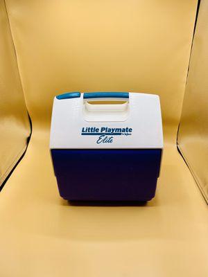 Little Playmate Elite 16qt Igloo Cooler for Sale in Wells, ME