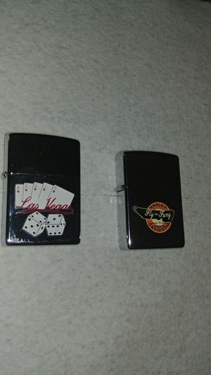 Two Zippos - Used for Sale in Rancho Cordova, CA