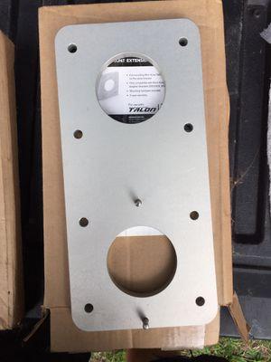 Minn Kota humminbird 360 dual mount extension plates for Sale in Pelahatchie, MS