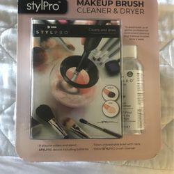 Stylpri Makeup Brush Cleaner & Dryer Set NEW for Sale in Glendale,  AZ
