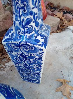ceramic outdoor planter pots for Sale in Columbus,  OH