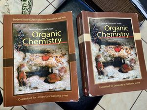 Organic Chemistry Books for Sale in Bell Gardens, CA