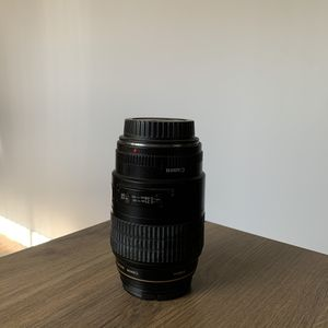 Canon Macro lens EF 100mm 1:2.8 USM for Sale in Phoenix, AZ