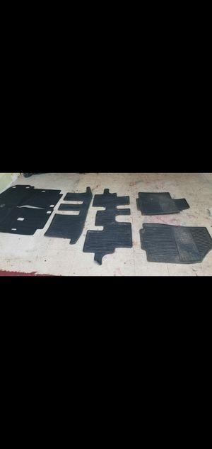 Original Infiniti QX60 or JX all weather floor and trunk mats for Sale in Queens, NY