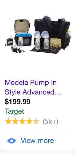 Breast-pump for Sale in Washington, DC