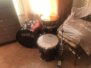 Drum set (radical) brand new for Sale in Philadelphia, PA