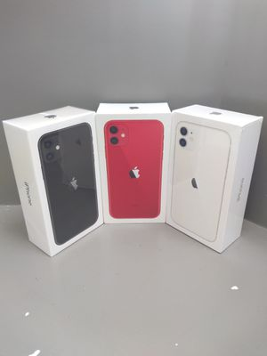 iPhone 11 64GB Unlock as low as $35 Down payment for Sale in Lake Mary, FL