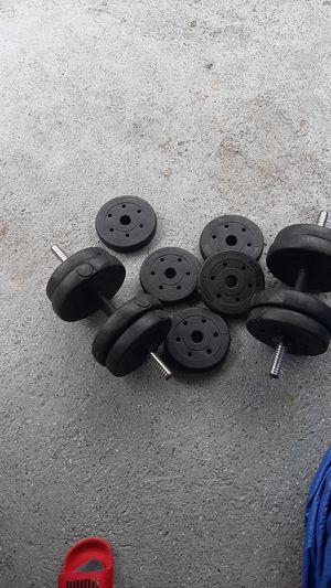 Adjustable dumbbells for Sale in Seattle, WA