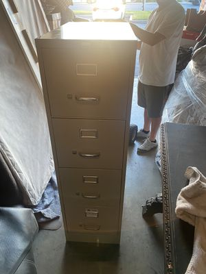 File cabinets filling paper office furniture for Sale in Orange, CA