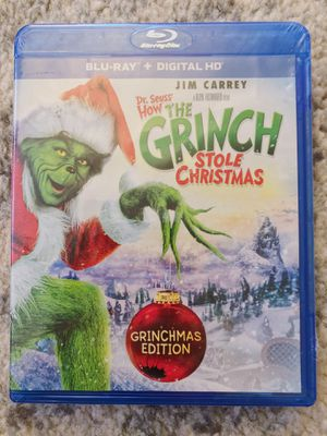 Dr Seuss' How The Grinch Stole Christmas for Sale in Germanton, NC